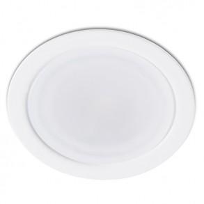 Λευκό σποτ Led μεταλλικό