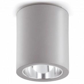 Φωτιστικό οροφής γκρι Ε27