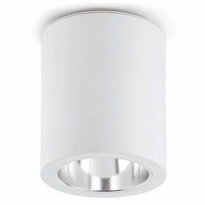 Φωτιστικά οροφής λευκό Ε27