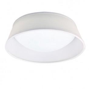 Φωτιστικό οροφής Φ59 πλαφονιέρα λευκή Led