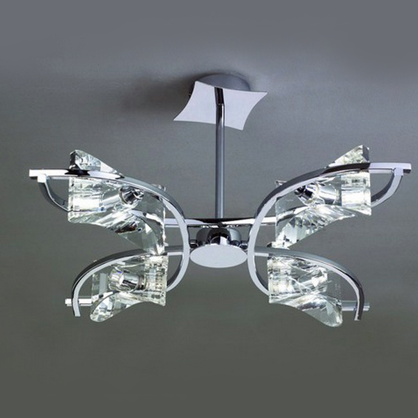 Φωτιστικά οροφής τετράφωτο ccda7dbeaab