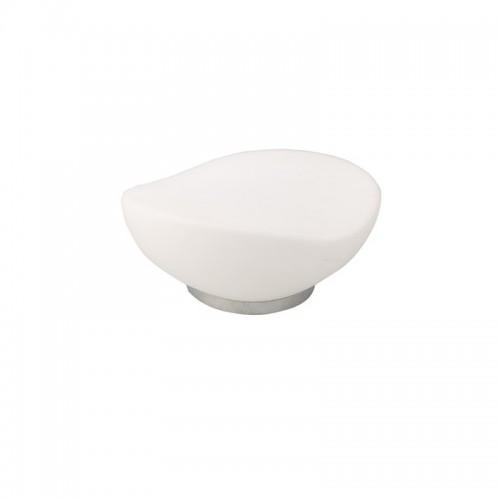 Επιτραπέζιο μοντέρνο φωτιστικό λευκό
