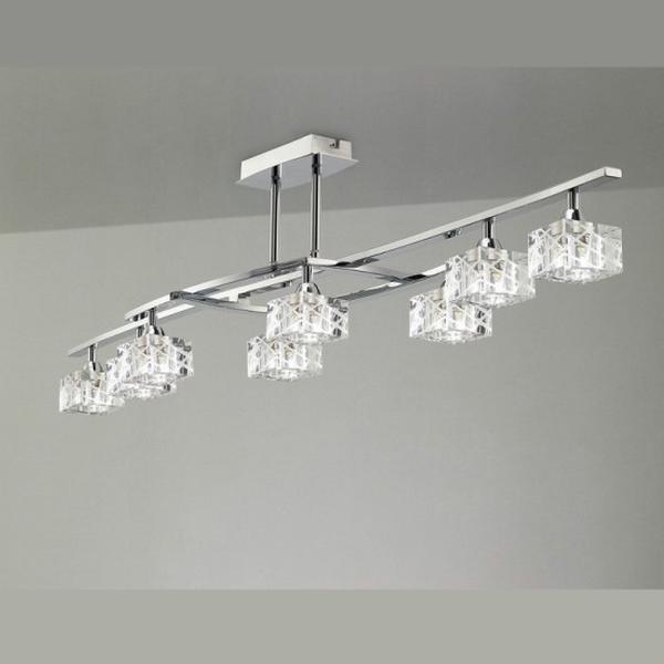 Φωτιστικά οροφής οκτάφωτο 10d11e7834d