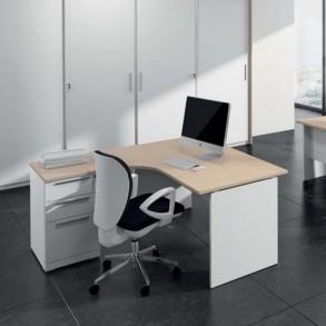 Μοντέρνο γωνιακό γραφείο