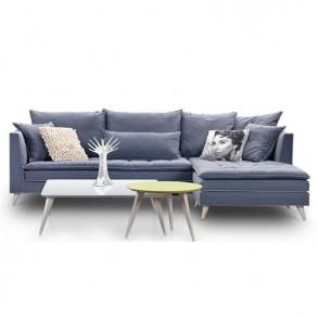 Καναπές Audrey με ιδιαίτερο design
