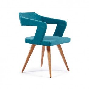 Καρέκλα τραπεζαρίας με minimal σχεδιασμό