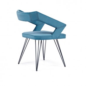 Kαρέκλα τραπεζαρίας με φουτουριστικό design