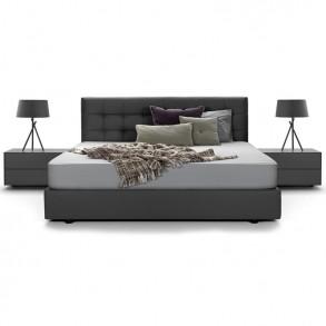 Μοντέρνο κρεβάτι AL