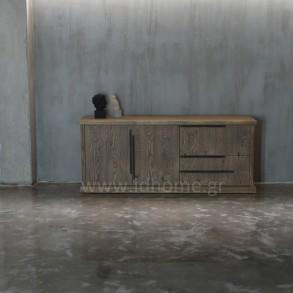 Ξύλινος μπουφές μασίφ