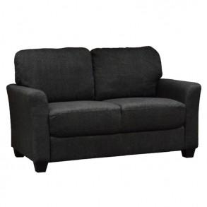 Διθέσιος υφασμάτινος καναπές